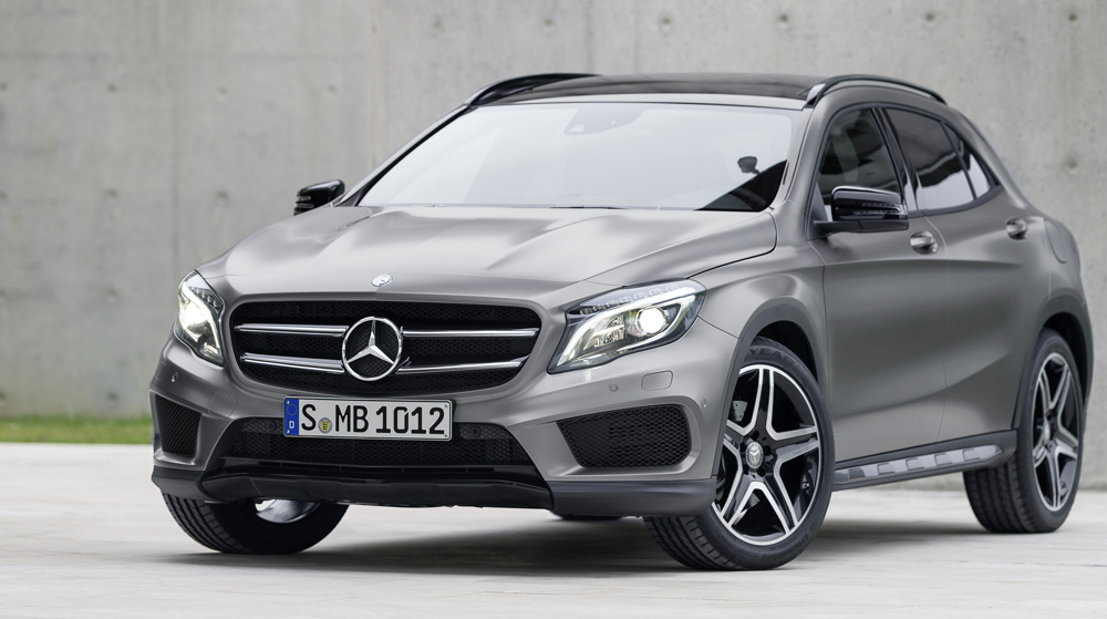 2015 mercedes benz model changes list