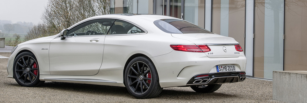 2015 Mercedes Benz S63 Amg 4matic Coupe