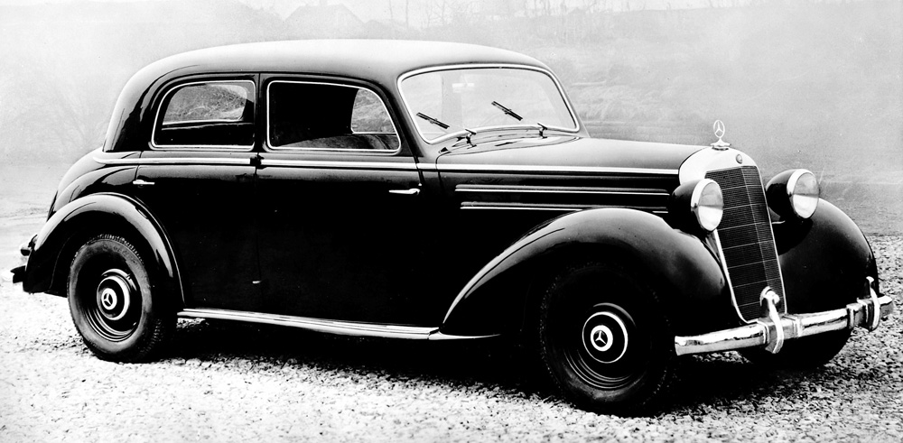 1946 mercedes gallery for 1946 mercedes benz