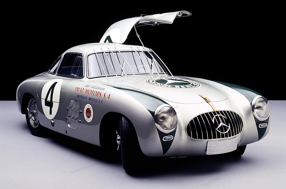 1952-1953 Mercedes-Benz 300 SL racing car