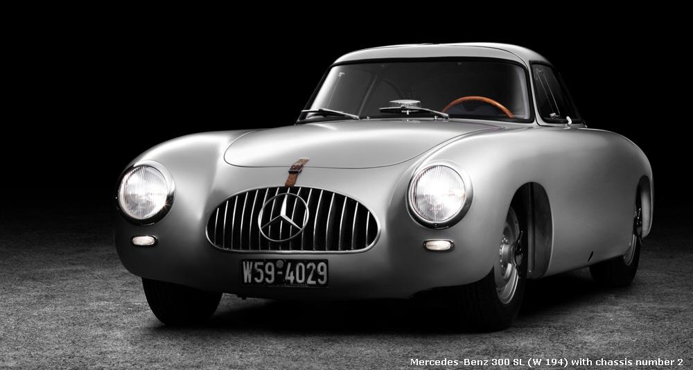 1952 1953 mercedes benz 300 sl racing car for Mercedes benz race car