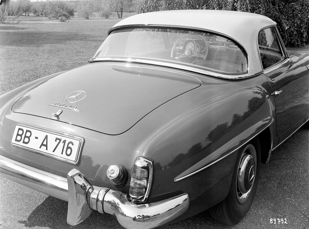 1955-1963 Mercedes-Benz 190 SL | 1000 x 741 jpeg 497kB