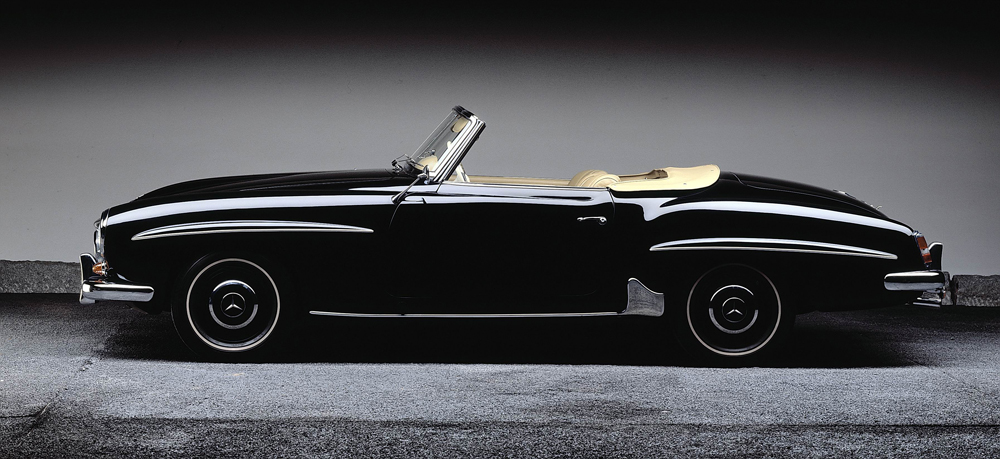 1955 1963 mercedes benz 190 sl for 1955 mercedes benz 190sl