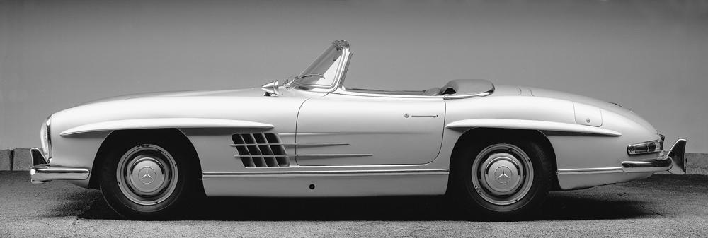 1963 1957 Mercedes Benz 300 Sl Roadster