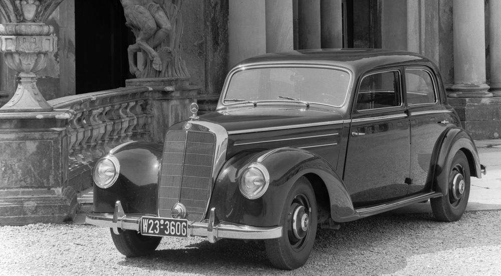 1951 to 1962 mercedes benz 300 and 220 s class w186 w189. Black Bedroom Furniture Sets. Home Design Ideas