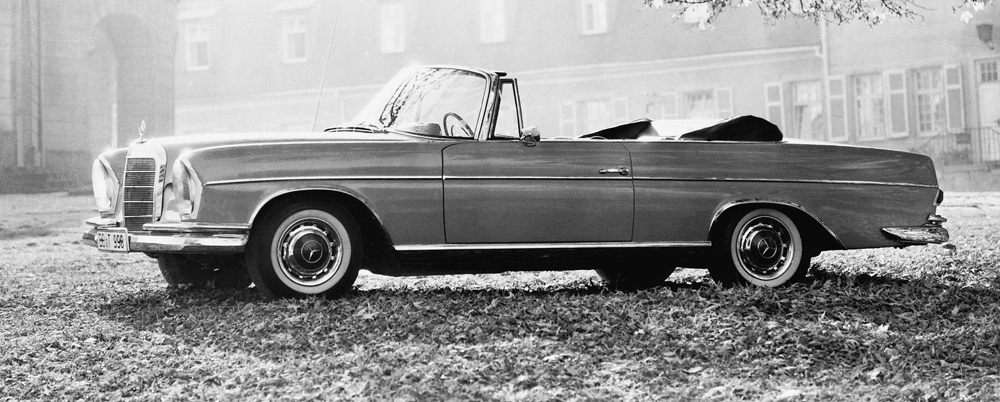 1962 to 1967 mercedes benz 300 se coupe and cabriolet w 112 for 1962 mercedes benz