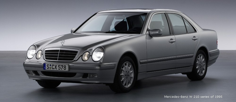 1999 to 2003 mercedes benz e class 210 series. Black Bedroom Furniture Sets. Home Design Ideas