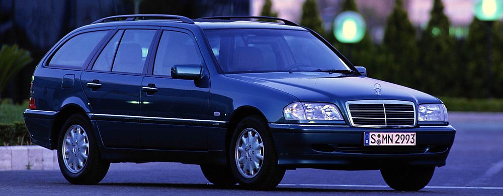 1993 to 2000 Mercedes-Benz C-Class (202 series)