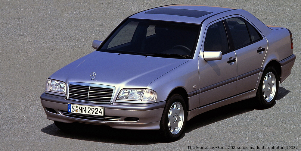 1993 to 2000 mercedes benz c class 202 series. Black Bedroom Furniture Sets. Home Design Ideas