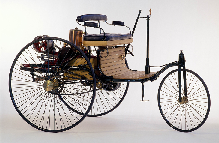 1886 benz patent motor car the world 39 s first automobile