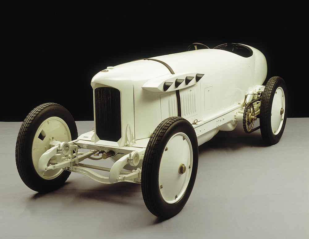 Benz Grand Prix Racing Car