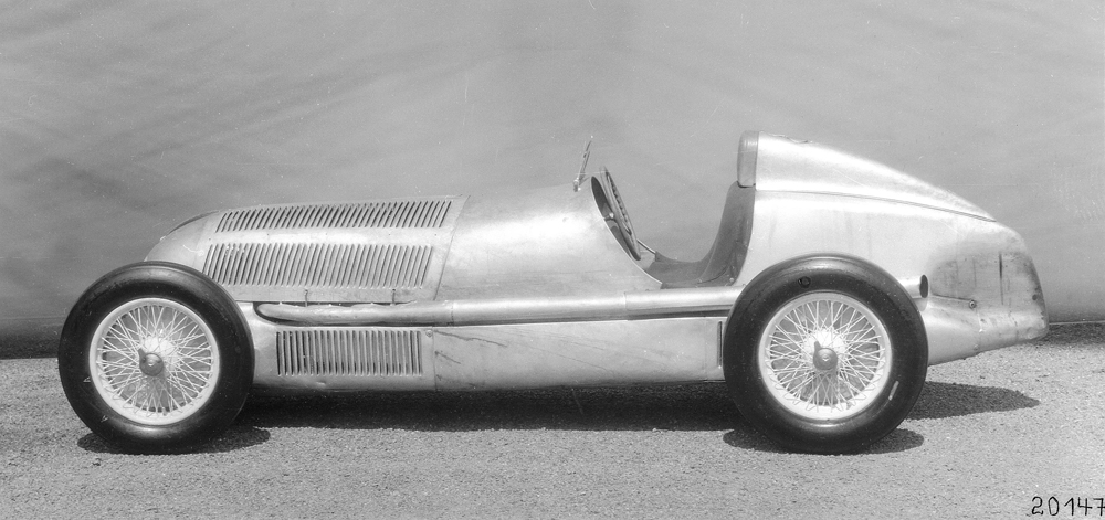 Mercedes Benz Silver Arrows From 1934 To 1939