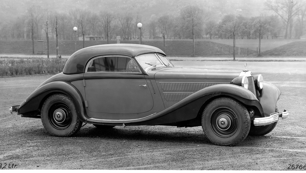 1937 to 1942 Mercedes-Benz Type 320 (W142)