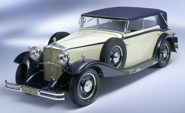 1919-1940 Maybach motor cars