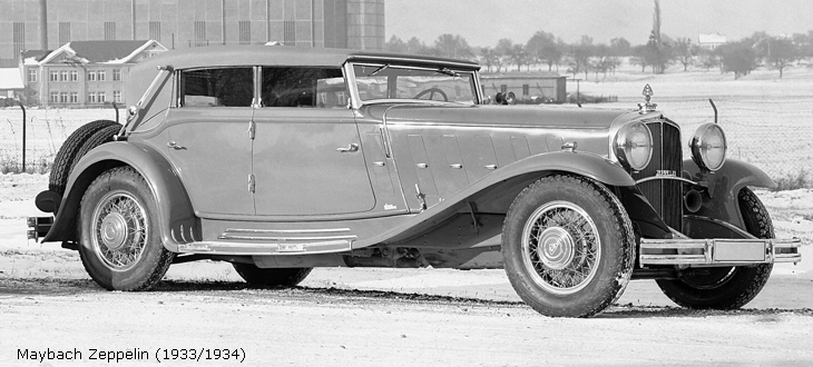 1930s luxury cars images