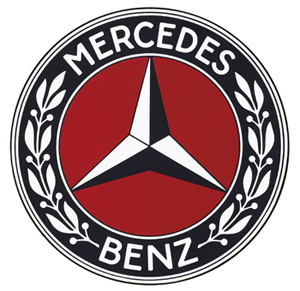 The origin of the mercedes star for Mercedes benz company history