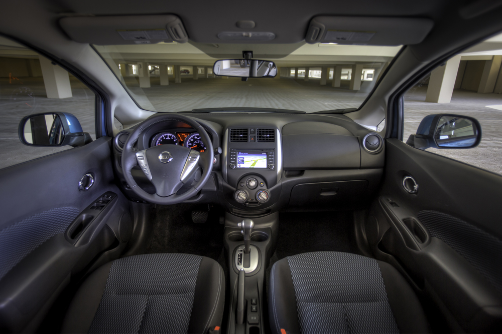 2014 Nissan Versa At A Glance