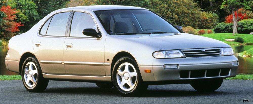 Nissan Altima 1993 2006