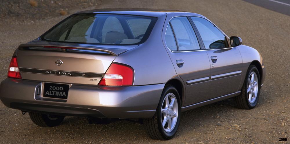 Nissan Altima 2.5 S >> Nissan Altima (1993-2006)