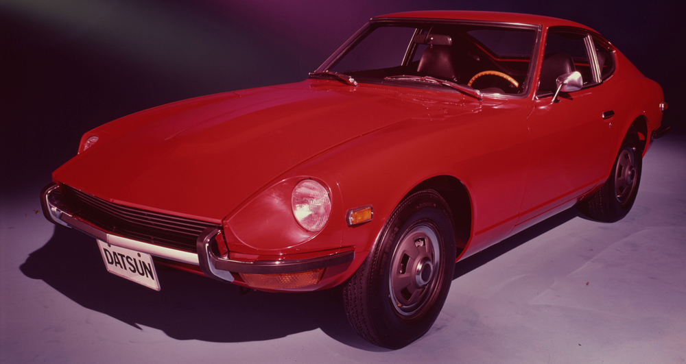 Datsum And Nissan Z Cars History 1969 1999