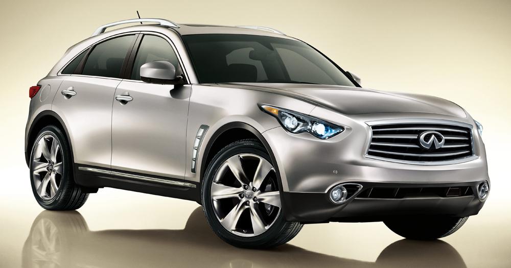Nissan Certified Pre Owned >> 2014 Infiniti Model Line