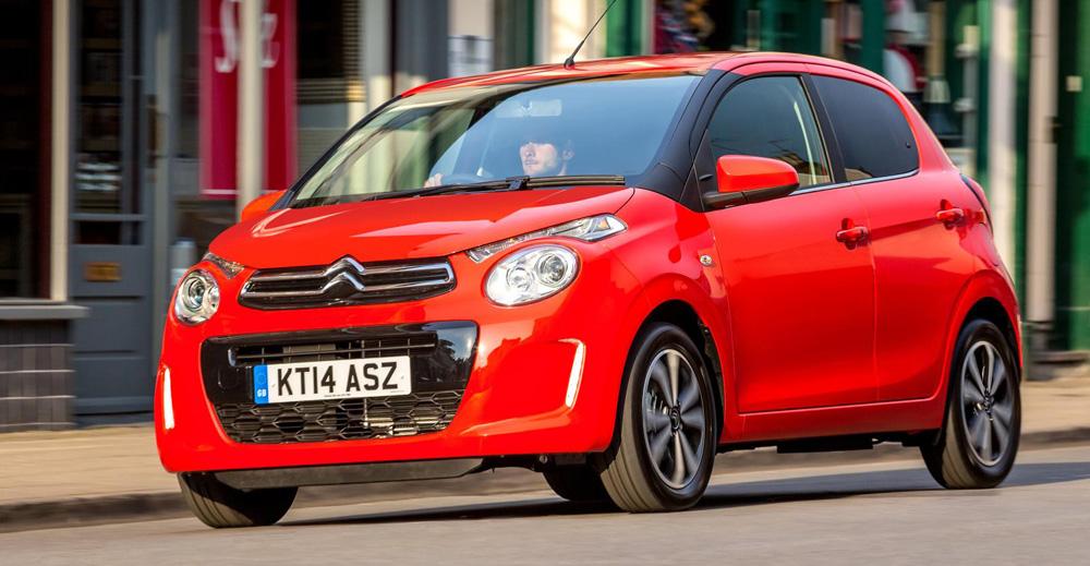 2014 Citroën C1 review
