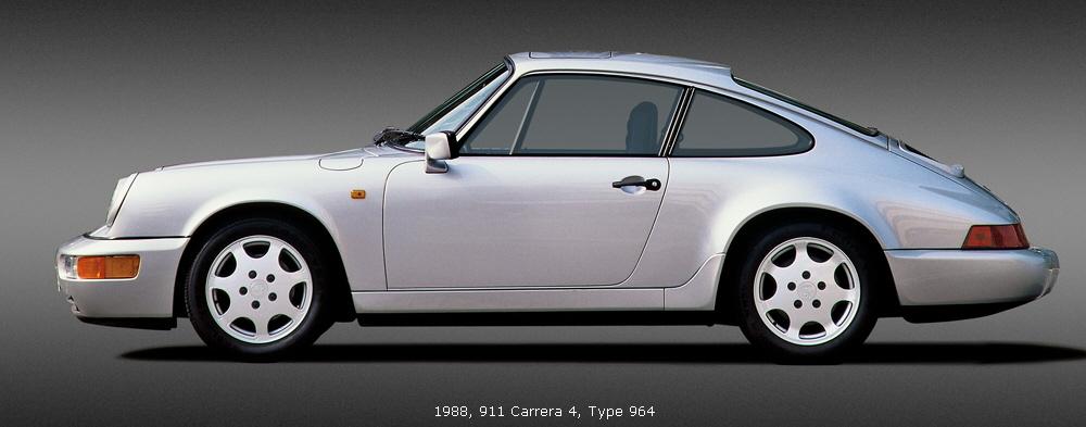 Porsche 911 Type 964 1988 1993