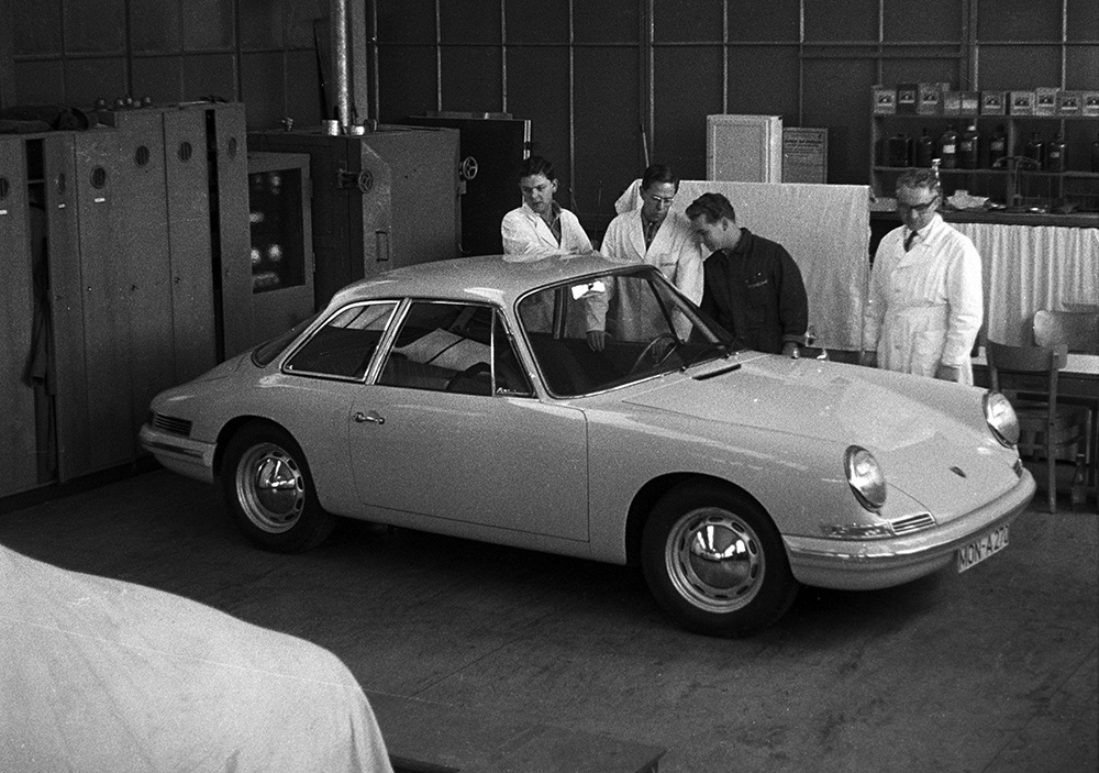 Image result for the first porsche 901