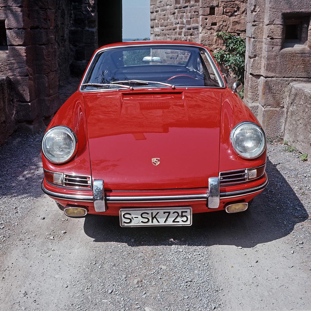 Porsche 911 2 7 Engine Weight: Porsche 911 (1963-1972