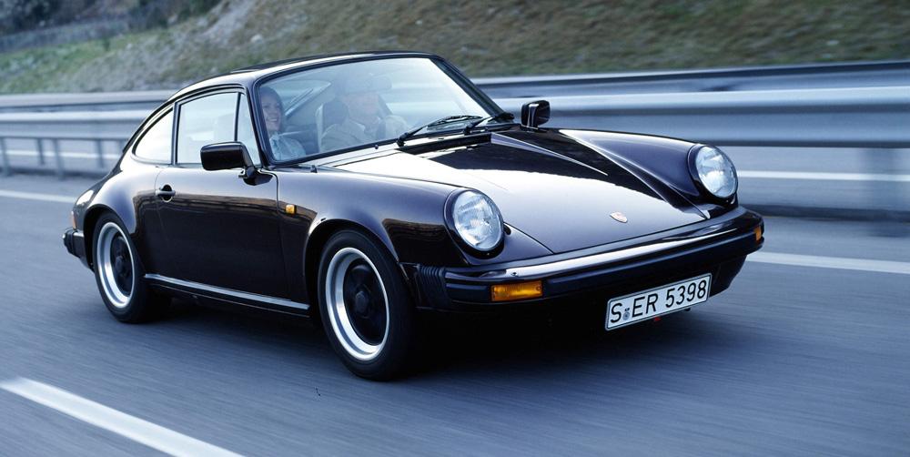 Porsche 911 G Series 1973 1989