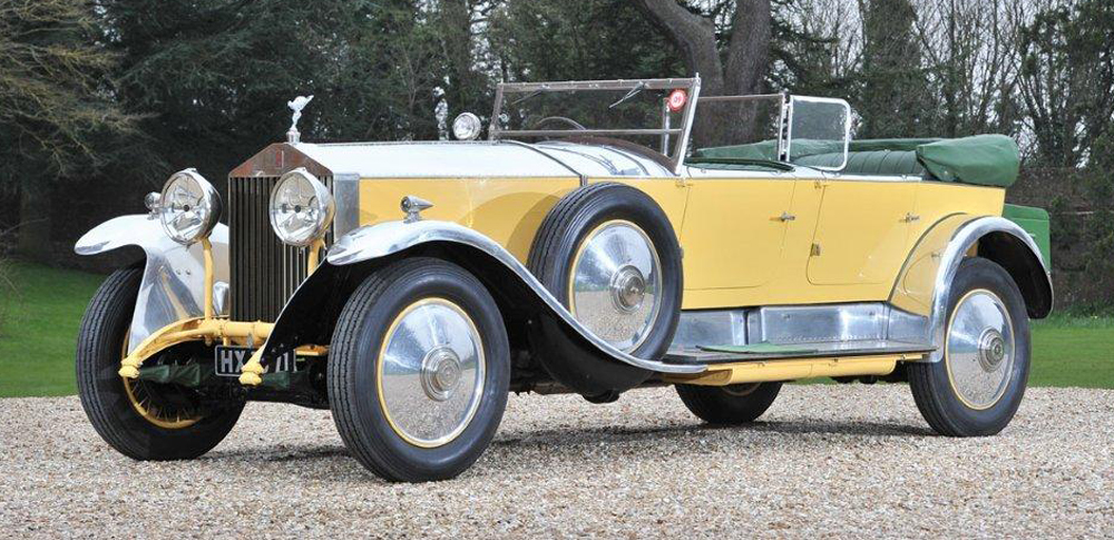 Rolls Royce Cars Of The 1920s To 1940s
