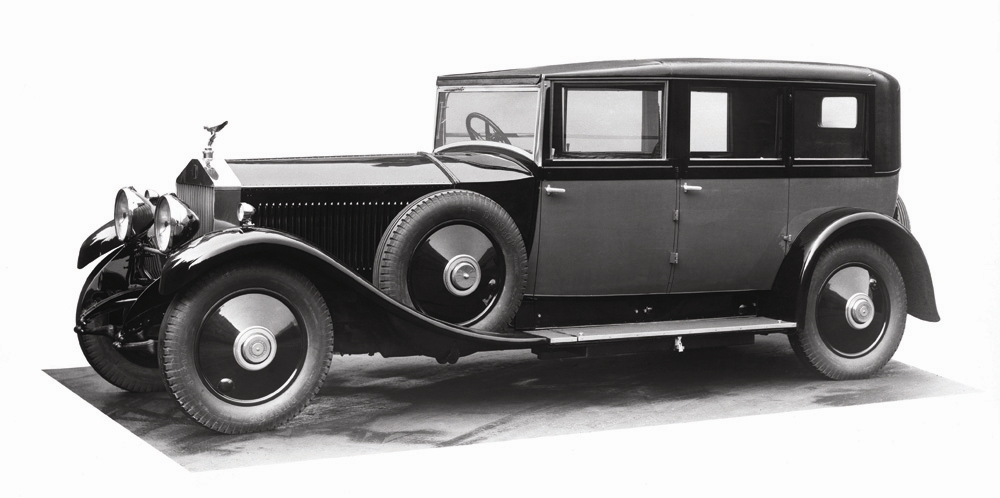 rolls-royce cars of the 1920s to 1940s