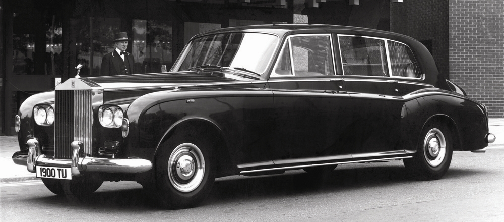Rolls Royce Cars Of The 1950s To 1960s