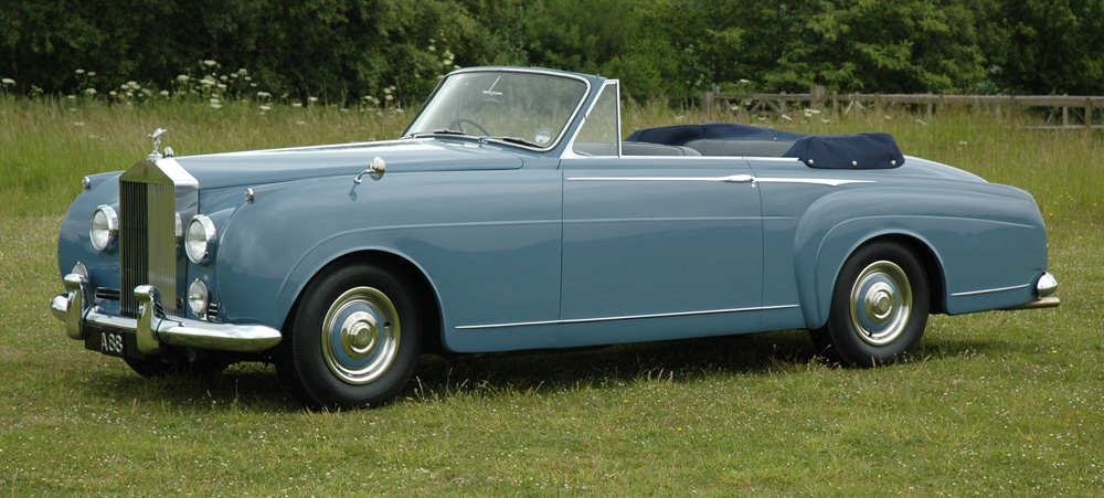 Rolls-Royce Cars of the 1950s to 1960s