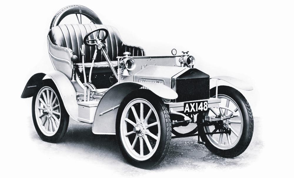 Rolls-Royce Motor Cars Formed