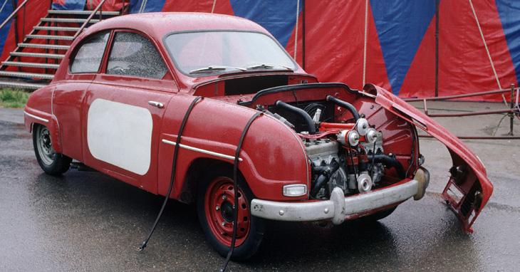1955 Saab 93