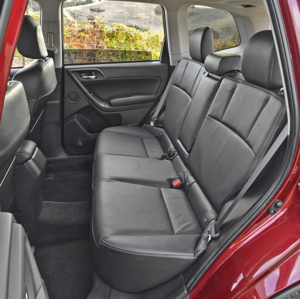 2014 subaru forester vanachro Image collections