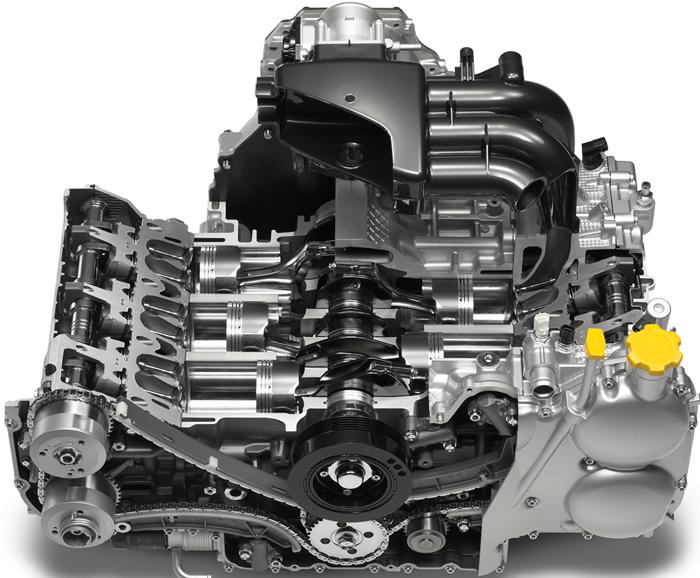 My Tribeca Motor on Subaru Boxer Engine Diagram