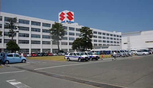 Suzuki Motorcycle India Head Office