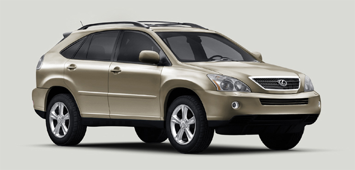 2006 lexus rx hybrid. Black Bedroom Furniture Sets. Home Design Ideas