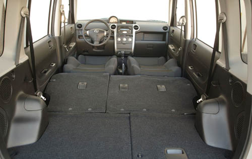 2004 Scion Xb Urban Utility Vehicle