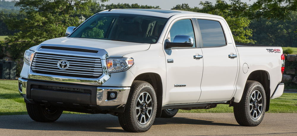 Attractive 2014 Toyota Tundra Platinum
