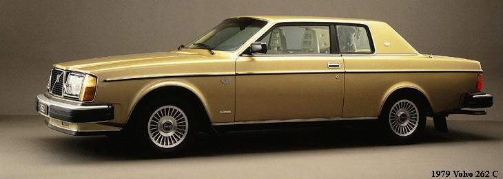 1975 1981 Volvo 262 Coupe
