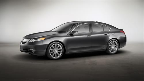 ACURA NEW TL SPECIAL EDITION DEBUTS WITH KEY FEATURE UPGRADES - Acura tl upgrades