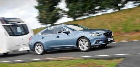 Mazda  Tow Car Award