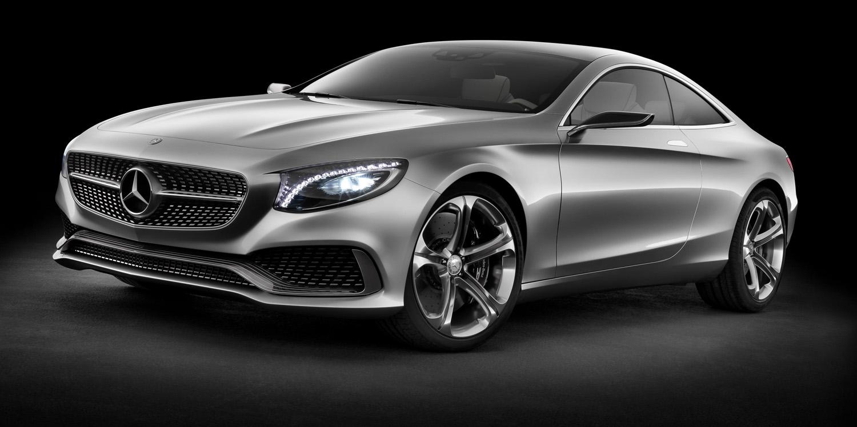 Mercedes benz concept s class coup an outlook on the new for New mercedes benz concept