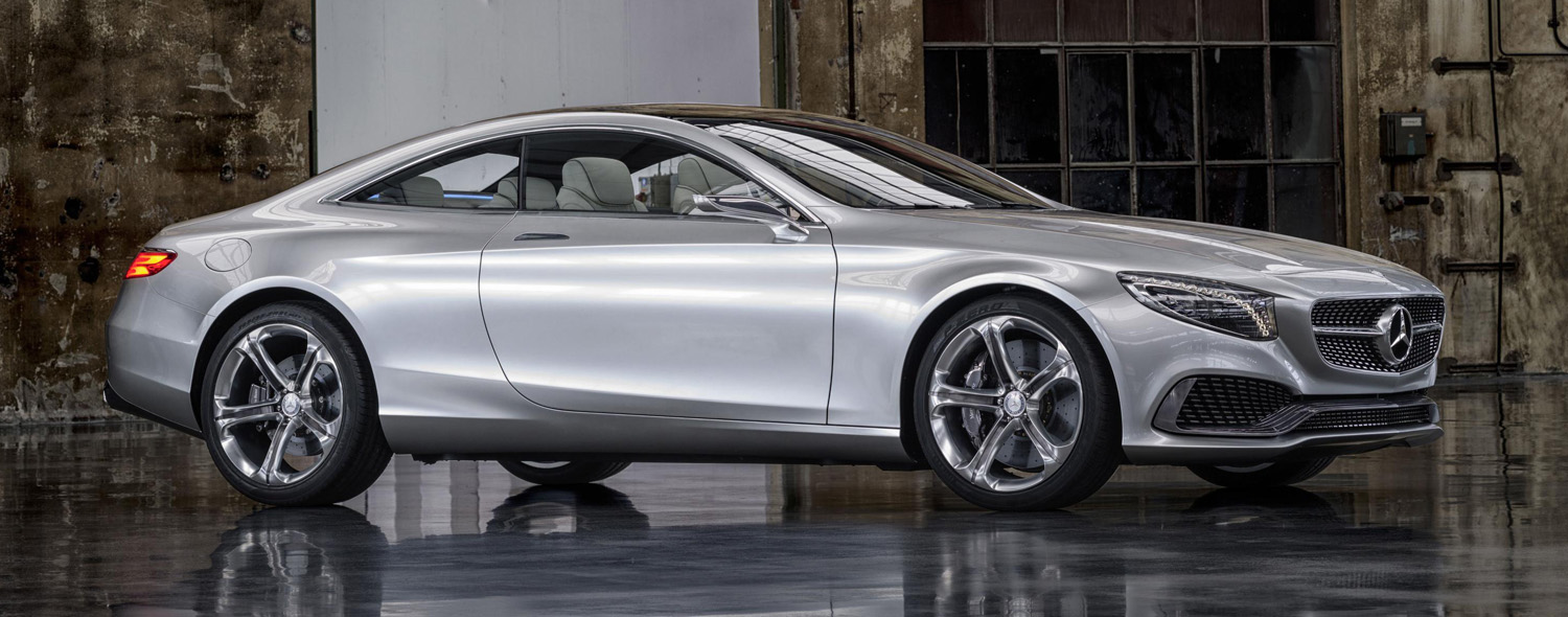 Mercedes benz concept s class coup an outlook on the new for Mercedes benz top of the line