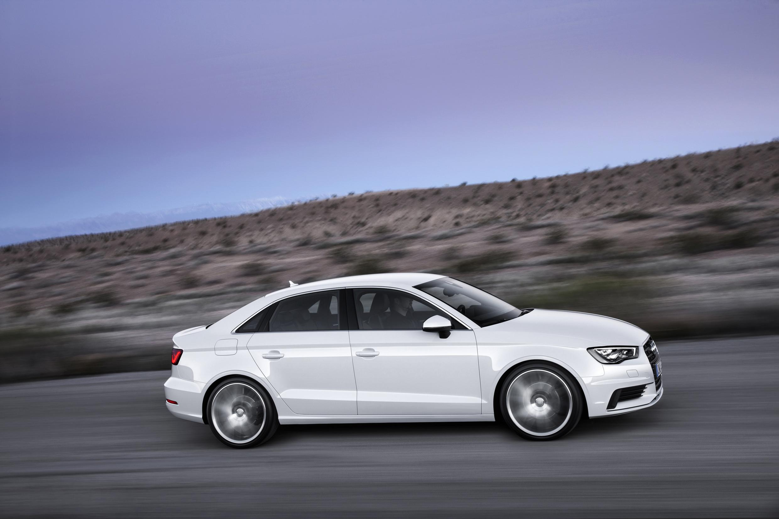 AUDI ANNOUNCES THE CONNECTED CAR FUTURE WILL ARRIVE IN 2014 WITH ALL