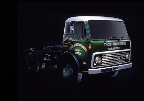 Volvo F86 from 1967