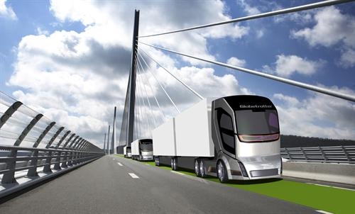 Volvo Trucks launch 'Truck of the Future 2050' design competition